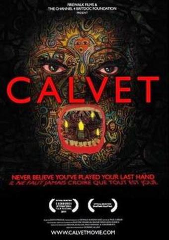 Calvet - sztuka i oczyszczenie / Calvet (2011) PL.TVRip.XviD / Lektor PL