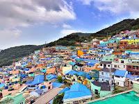 Travel : Santorini of Korea !