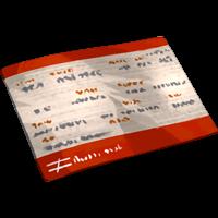 Biglietto del treno Babbano
