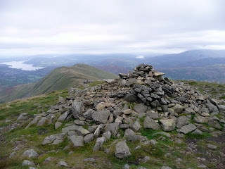 Great Rigg Summit