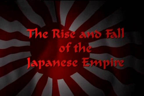 Historia Cesarstwa Japonskiego / The Rise and Fall of the Japanese Empire (2011) PL.TVRip.XviD / Lektor PL