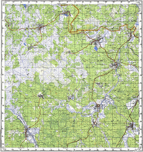 Map 100k--m35-019--(1988)