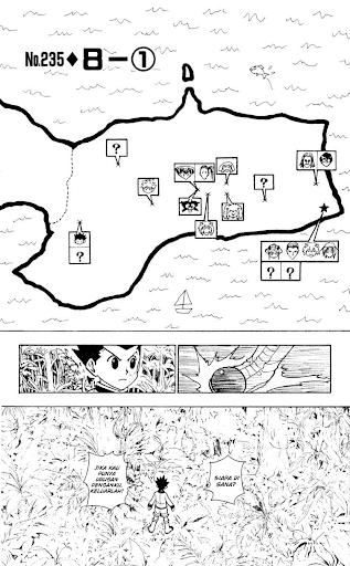 Hunter_x_Hunter 235 Manga Online Page 8