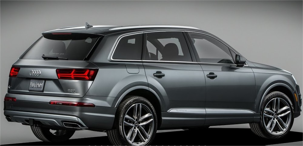 2017 American Audi Q7 Aumptuous Crossover: Specs and Pricing