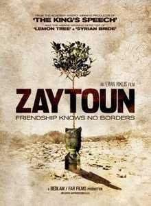 مشاهدة فيلم المغامرة المثير Zaytoun 2012 مترجم اون لاين بجودة DVDRip