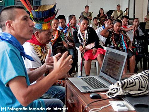 Cabildos de Putumayo se oponen a perforación en territorios indígenas