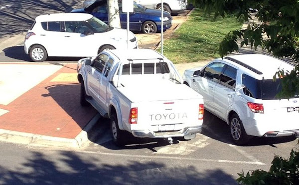 oconnor parking