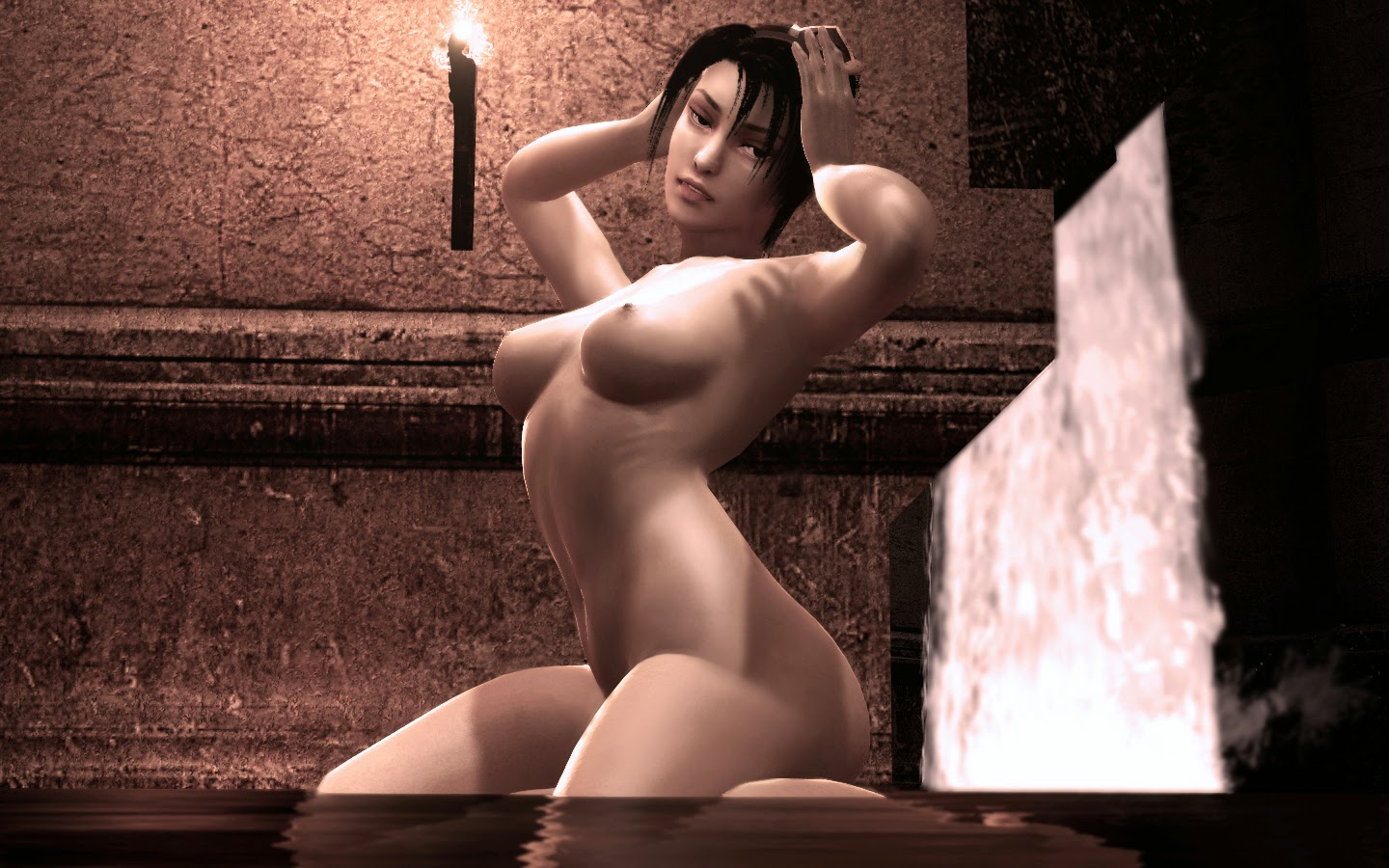 Soulcalibur naked pictures erotic scene