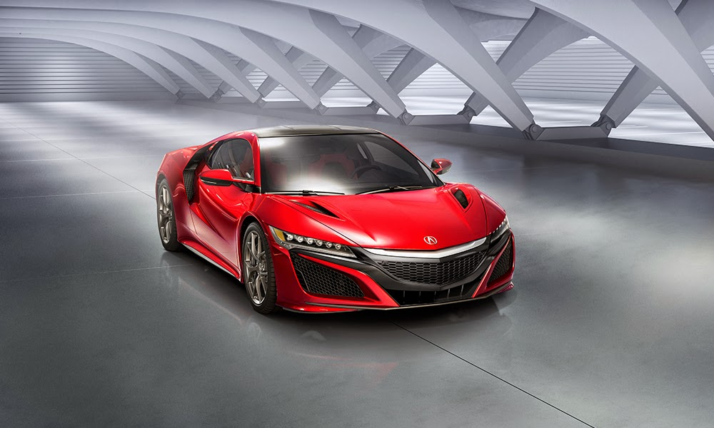 2016 Acura NSX Price, Interior Design, News and Pictures