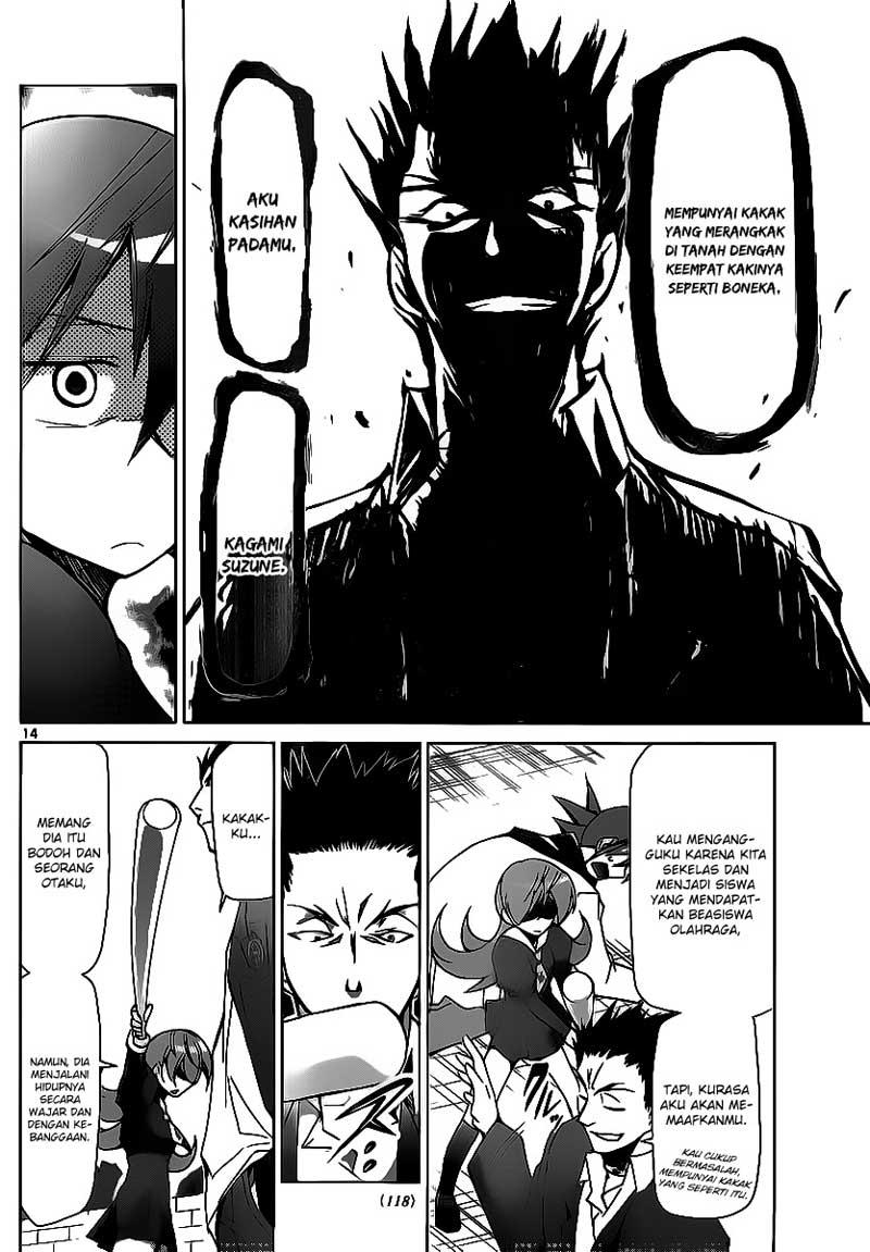 Komik denpa kyoushi 007 8 Indonesia denpa kyoushi 007 Terbaru 13|Baca Manga Komik Indonesia|