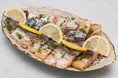 Вкусные рецепты из рыбы и морепродуктов от наших кулинаров