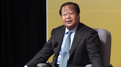 Prem Rawat Maharaji at Science city, Bengal University