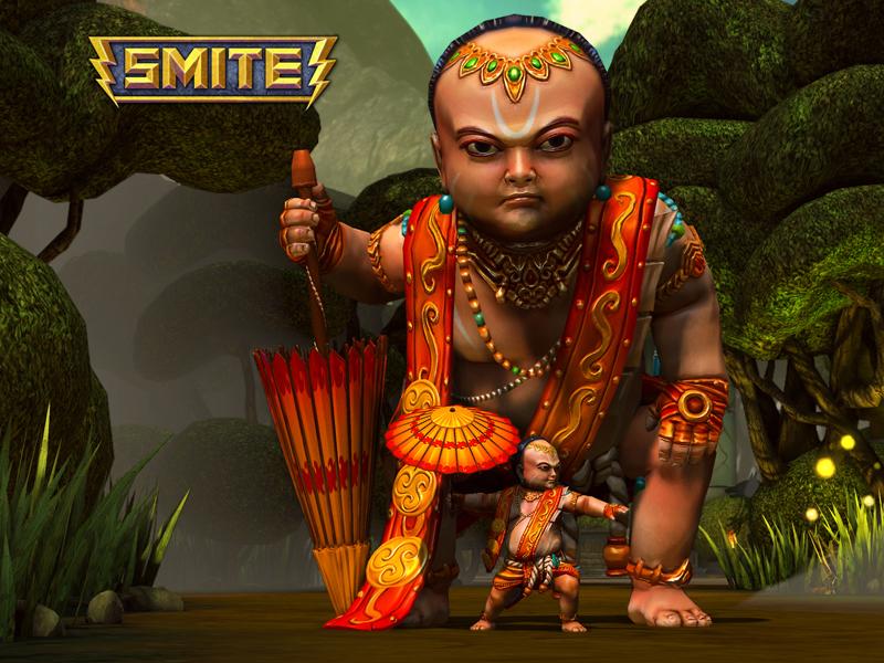 Chiêm ngưỡng tạo hình tướng trong MOBA SMITE - Ảnh 21