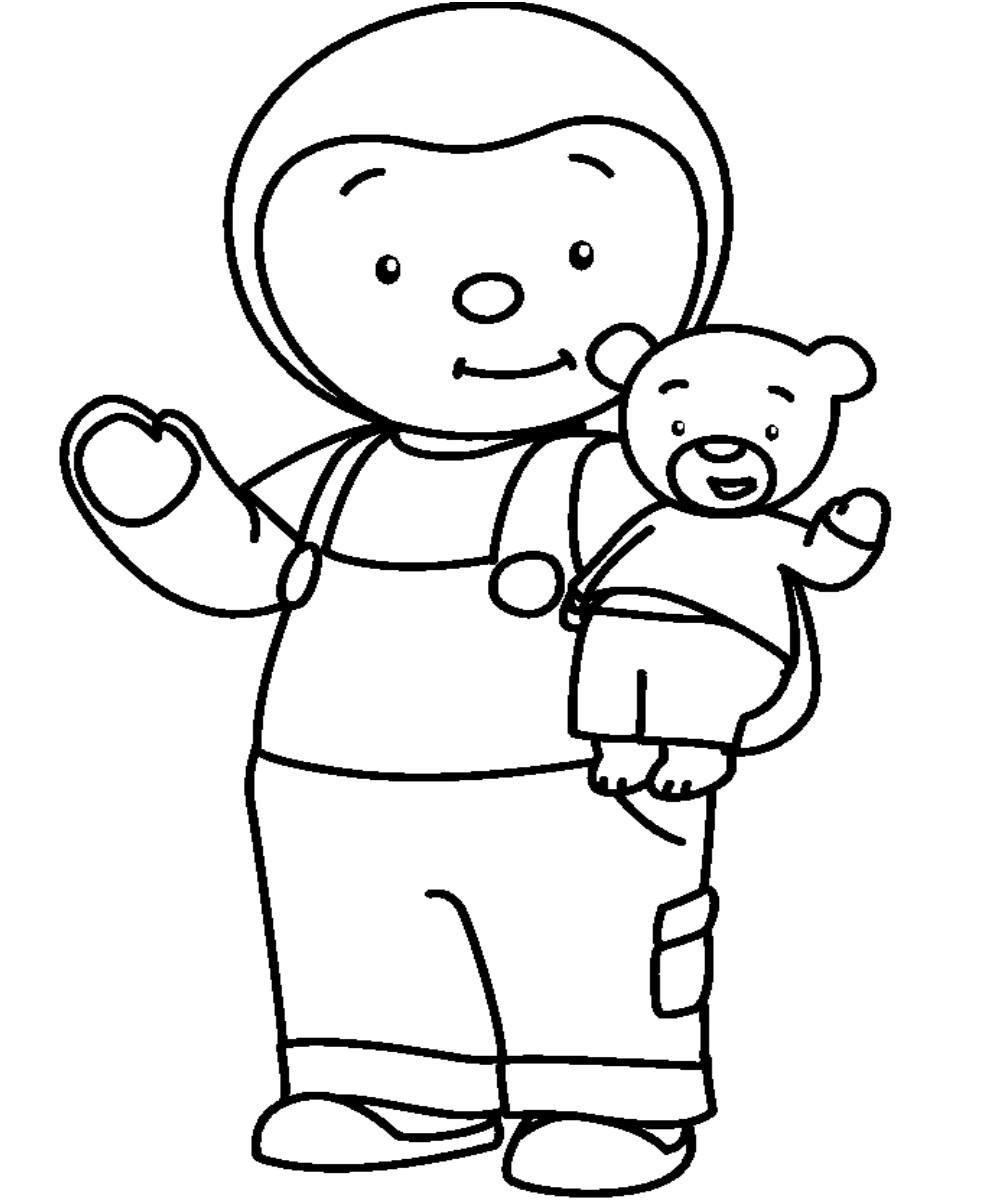 Image de dessin anim a colorier - Image de dessin anime gratuit ...