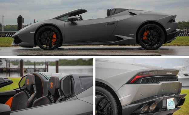 2016 Lamborghini Huracan LP610-4 Spyder Redesign Exterior and Interior Car Review Specs