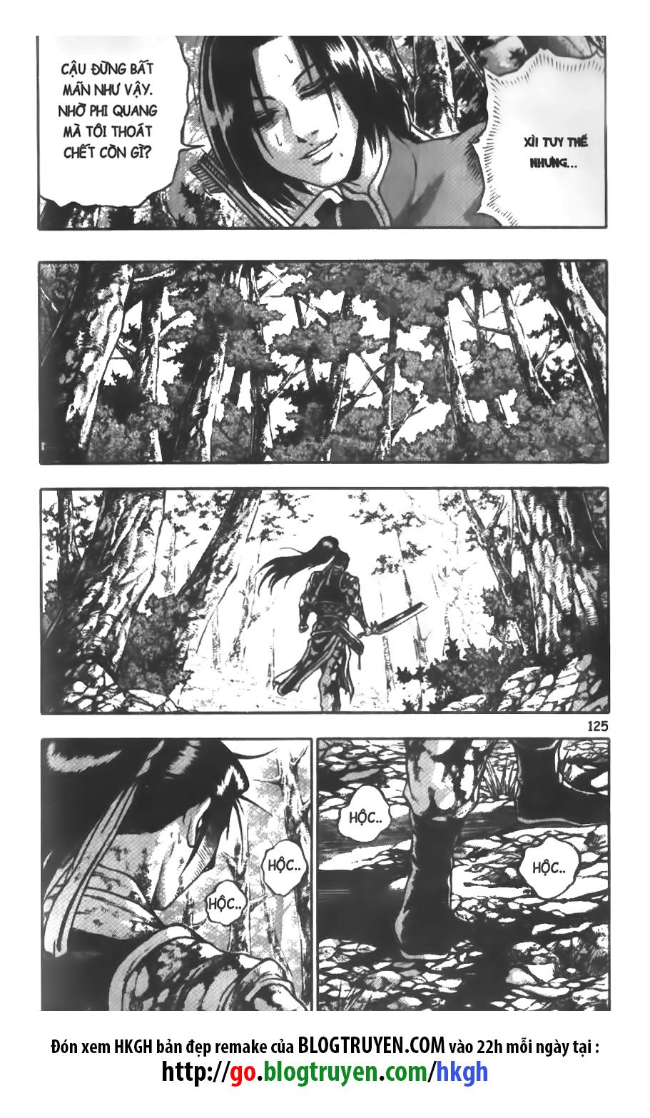 xem truyen moi - Hiệp Khách Giang Hồ Vol47 - Chap 329 - Remake