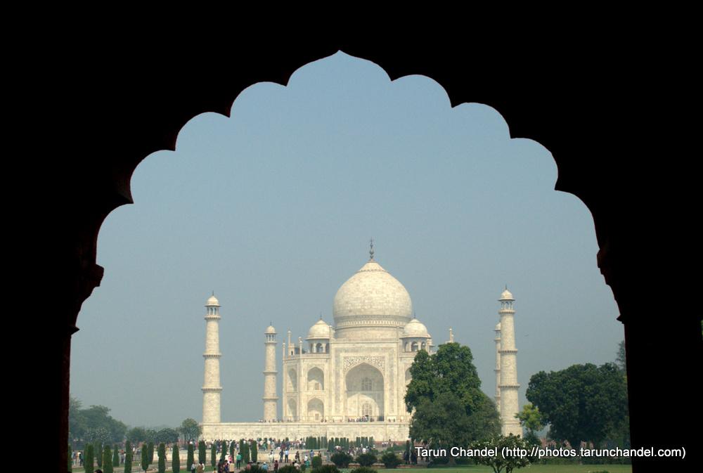 Taj Mahal Agra, Tarun Chandel Photoblog