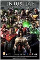 Injustice:Gods Among Us (2013) [DVD-Rip]