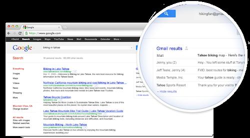 Integrasi Gmail