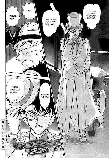 Detective Conan special magic kaito 01 page 17