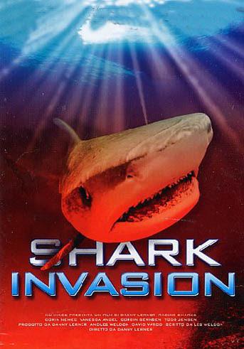 Inwazja rekinów / Shark Invasion (2009) PL.TVRip.XviD / Lektor PL