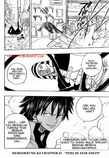 Fairy Tail 14 page 20