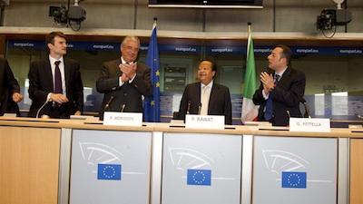 Prem Rawat Maharaji en European Parliament, Brussels