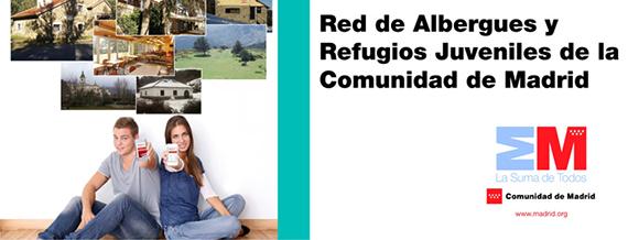 Red de Albergues y Refugios Juveniles de la Comunidad de Madrid