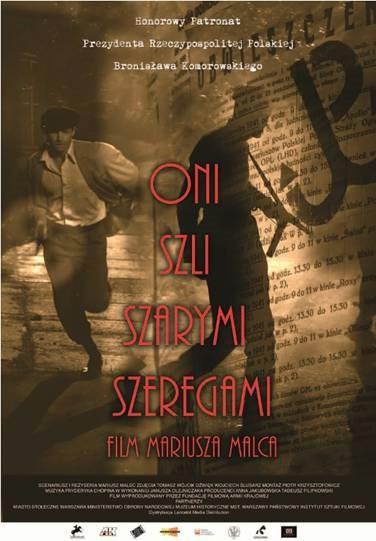 Oni szli Szarymi Szeregami (2010) PL.TVRip.XviD / PL