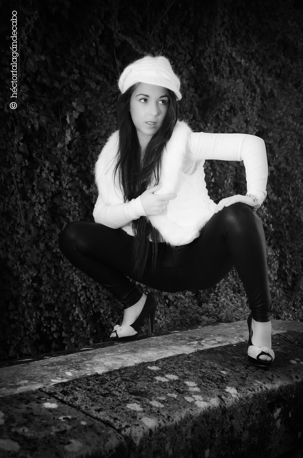 Fotografía Modelos Mallorca. Jessica Ruiz Lado: Desafiando el Invierno. Héctor Falagán De Cabo | hfilms & photography. Mallorca, Islas Baleares, España.