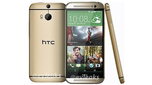 HTC One 2014, HTC M8, All New HTC One - Spesifikasi Lengkap dan Harga