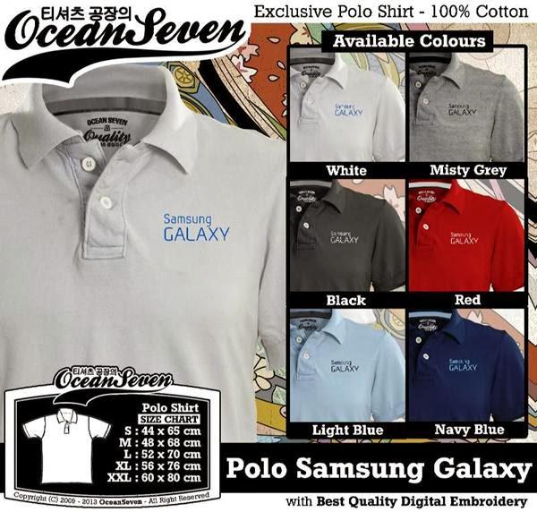 POLO Samsung Galaxy IT & Social Media distro ocean seven