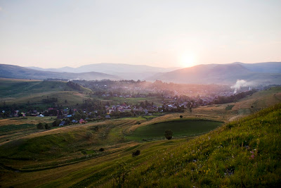 Village of Margau and surrounding villages