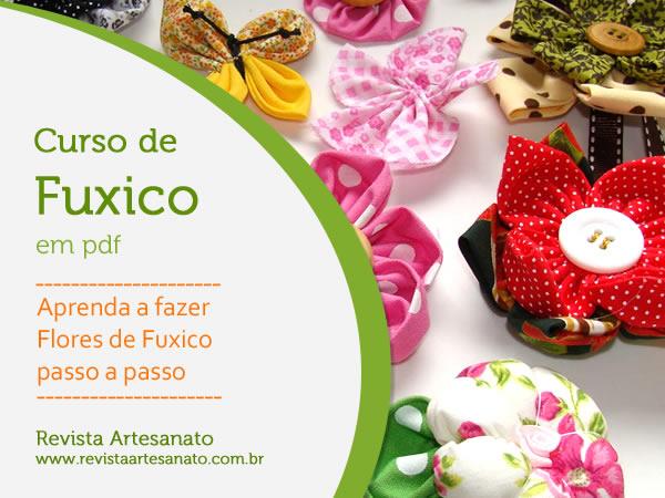 Artesanato Em Couro Curso ~ Melhores artesanatos de 2012 Revista Artesanato