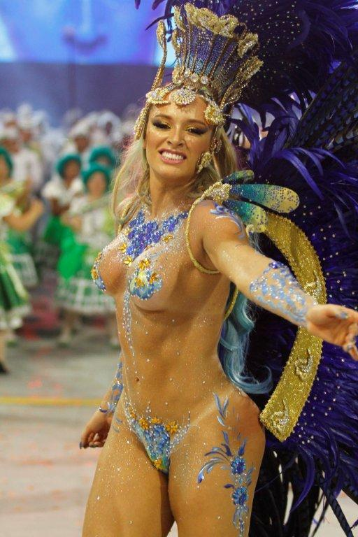 Musas do Carnaval 2013