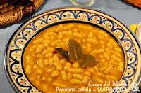 Alubias a la marroquí