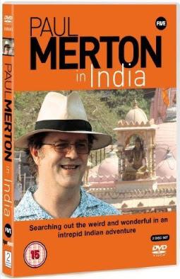 Paul Merton w Indiach / Paul Merton's India (2008) PL.TVRip.XviD / Lektor PL