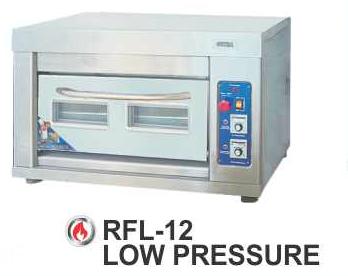 Alat Pemanggang Roti Gas Ukuran Sedang (Gas Baking Oven) : RFL-12