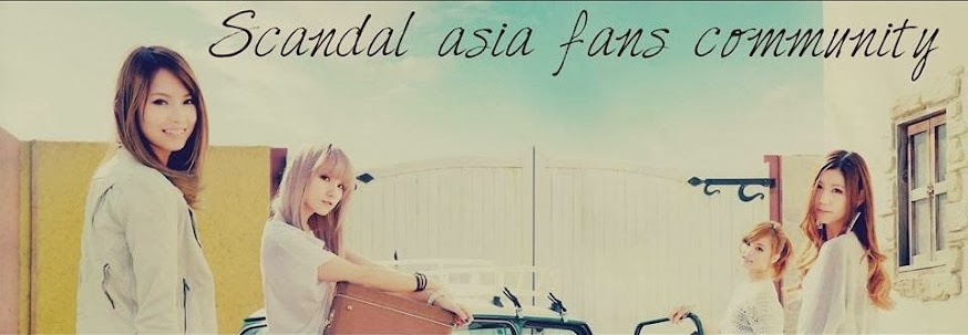 SCANDAL Asia Fans Community