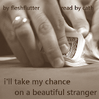 i'll take my chance on a beautiful stranger podcover
