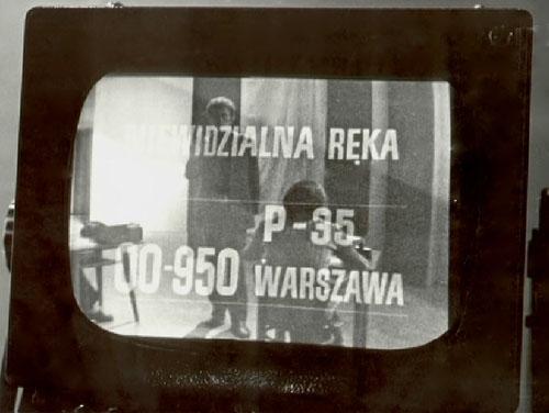 Niewidzialna Rêka (2009) PL.TVRip.XviD / PL
