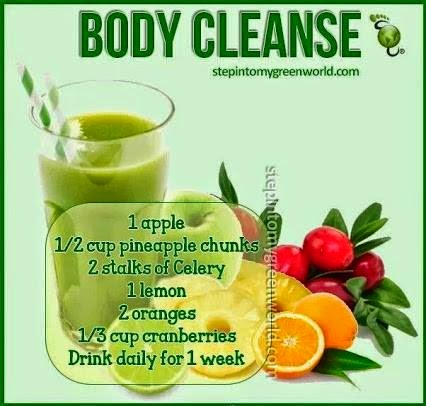 Health Tips: New Tips On How To Cleanse The Body in A Natural way
