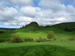 Parkhouse Hill and Chrome Hill in the distance