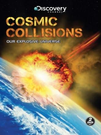 Kosmiczne kolizje / Cosmic Collisions (2008) PL.TVRip.XviD / Lektor PL