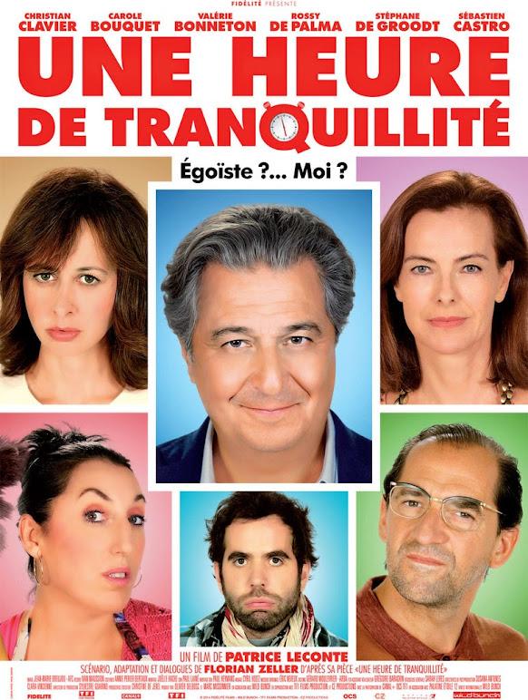 Μην Ενοχλείτε, Παρακαλώ (Une heure de tranquillité) Poster