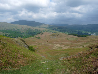 Loughrigg Fell ... Humps and Bumps