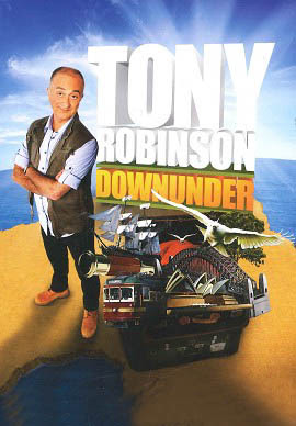 Tony Robinson na kra?cach �wiata / Tony Robinson Down Under (2011) PL.TVRip.XviD / Lektor PL