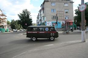 UAZ medicinska kola