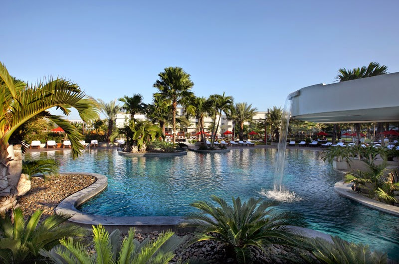 Amari Ocean Pattaya泳池