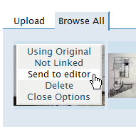 WordPress Image Uploading Problems